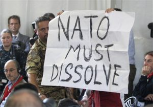 Sicilians Stage Anti-NATO Military Drills Rally