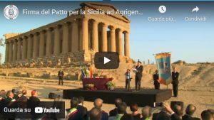 Il Patto della Sicilia? E' un bluff
