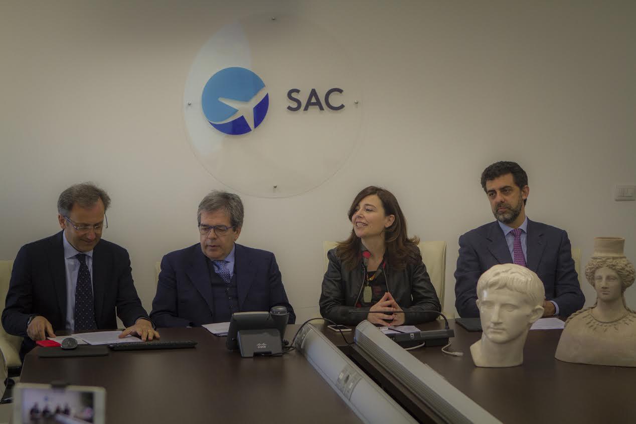 Gate of Culture, Aeroporto di Catania apre ai beni archeologici siciliani