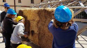 La Casa in Paglia nuova frontiera dell'edilizia? A Ragusa nasce la terza della Sicilia