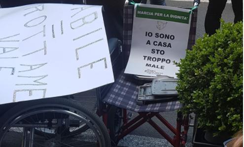 Il circo Barnum della politica siciliana attorno alla disabilità