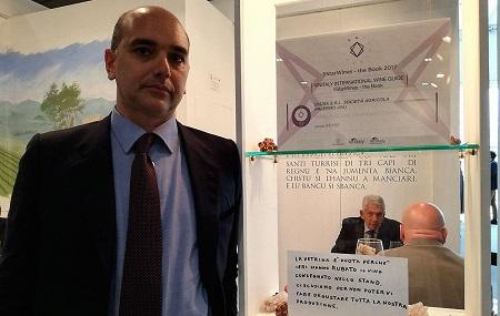 """Vinitaly, produttore siciliano denuncia: """"Scomparse 200 bottiglie di vino"""""""