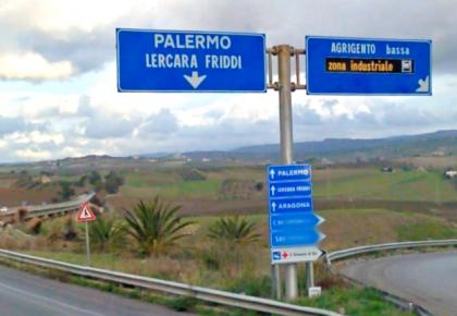 """""""Il governo dimentica la Palermo-Agrigento"""", protestano i sindacati"""