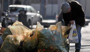 La Sicilia ha il triste primato di persone indigenti
