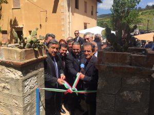 Inaugurato impianto Amap a Scillato, stop alle interruzioni idriche a Palermo