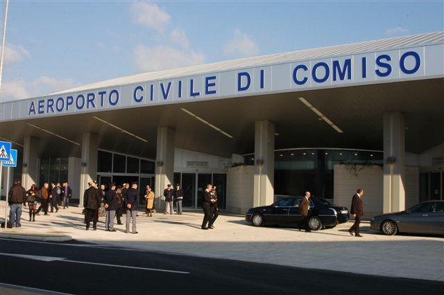 Aeroporto di Comiso, Serrano nuovo amministratore di Soaco