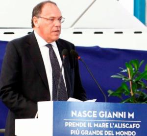Corruzione a Trapani, arrestati il deputato regionale Fazio e l'armatore Morace