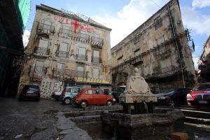 Un progetto da 7 milioni per far rinascere Piazza Garraffello alla Vucciria