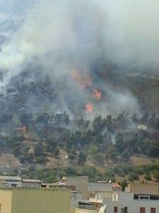 Brucia ancora la Sicilia, Crocetta all'attacco della Protezione Civile