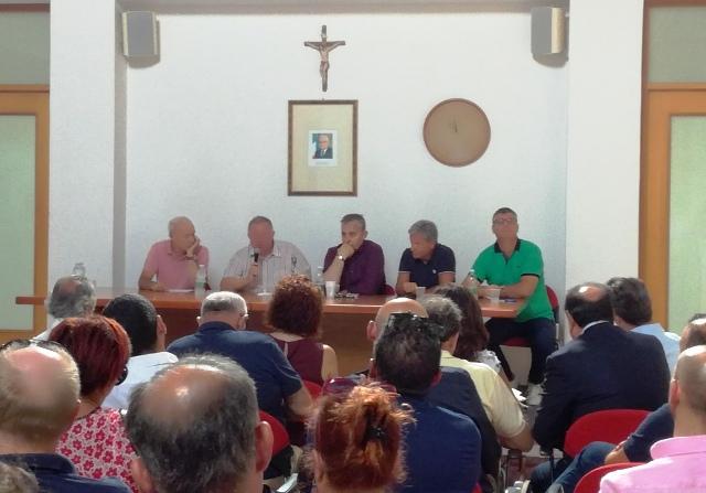 SR-Gela, stamattina incontro con Assessore Bosco e attori coinvolti: Controversia tra CAS e COSIGE  preoccupa i sindacati