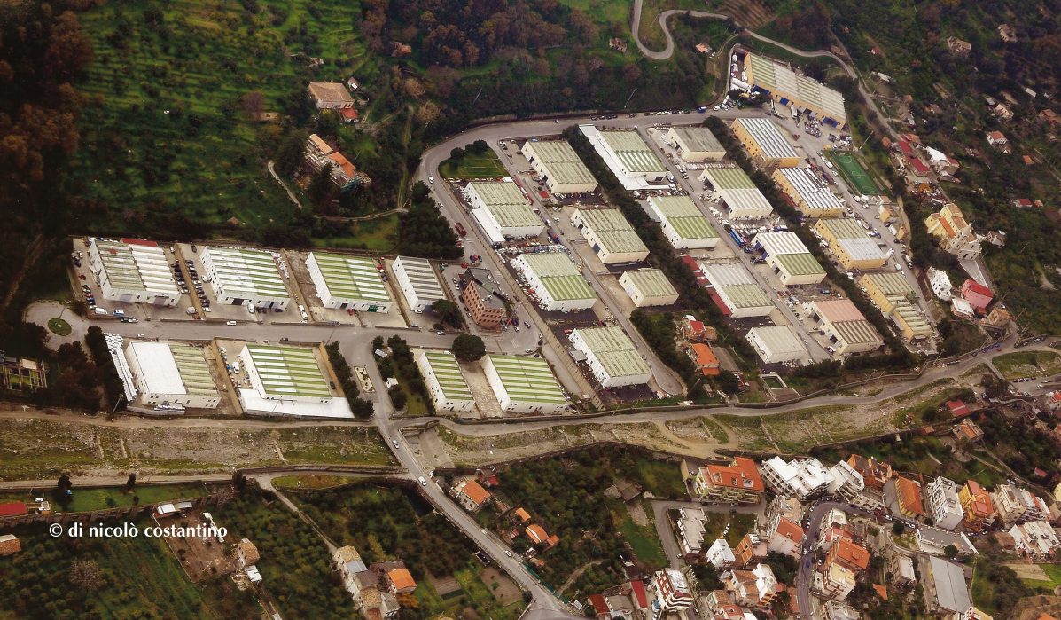 Messina, la paralisi dell'area industriale di Larderia