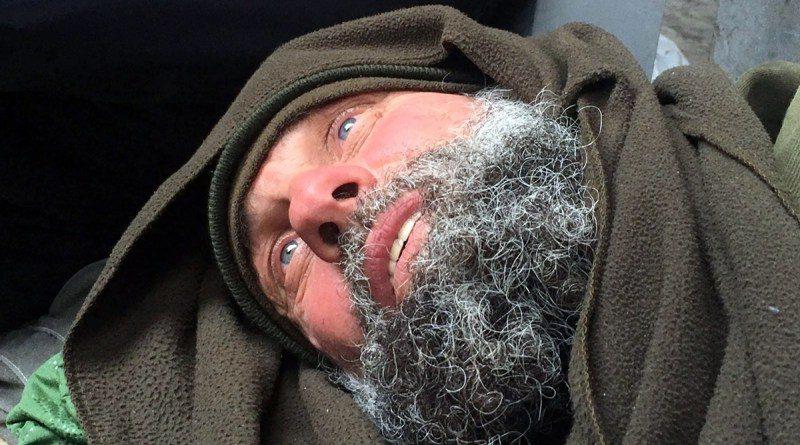 Biagio Conte al decimo giorno di sciopero della fame