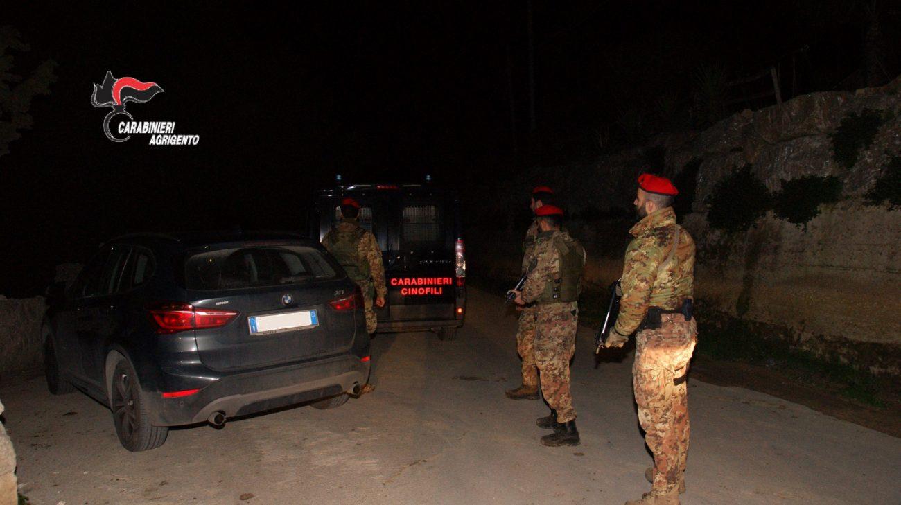 Mafia, operazione nell'agrigentino: 56 arresti