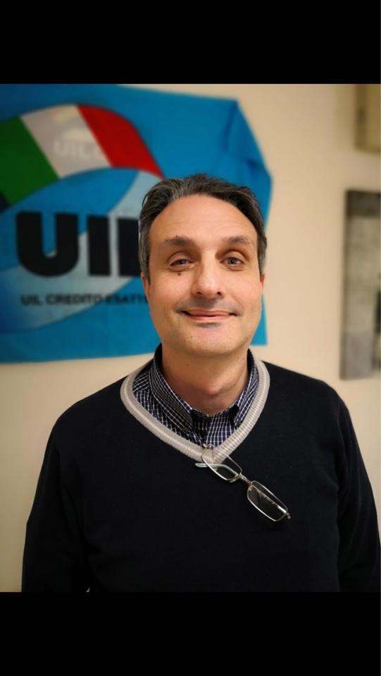 Uilca Palermo, Flavio Casano nuovo segretario