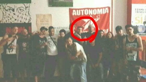 Il figlio di Massimo Ursino frequenta il centro sociale Anomalia