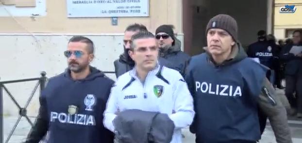 Mafia, colpo ai centri scommesse: in carcere imprenditori e professionisti (le foto)
