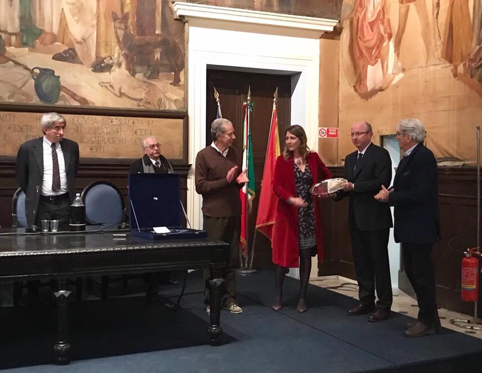 A Diego Planeta il Premio per la cultura del Forum delle associazioni