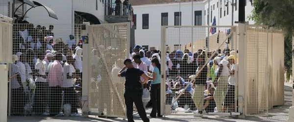 Migranti, chiude (temporaneamente) l'hotspot di Lampedusa