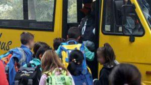 Trasporto interurbano degli alunni, 5 milioni di euro per i Comuni
