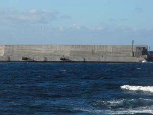 Pantelleria, Marina militare collabora con il Comune per la Diga Foranea