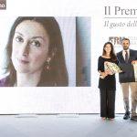 Premiolino 2018, fra i premiati anche Paolo Borrometi
