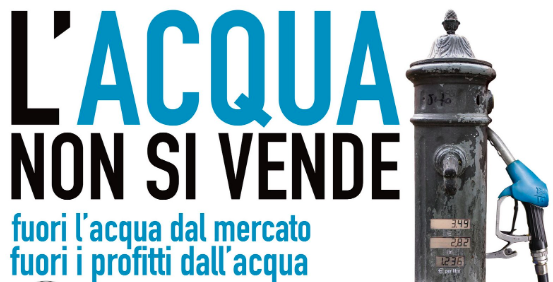 """Forum Acqua ai sindaci dell'Agrigentino: """"Non fermate percorso verso acqua pubblica"""""""