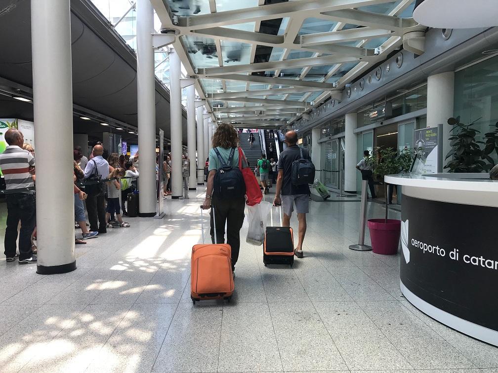 Aeroporto di Fontanarossa, SAC approva bilancio con utile di 8 milioni di euro