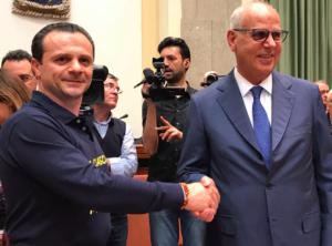 Ballottaggio a Messina, Bramanti primo: lo sfidante sarà Cateno De Luca