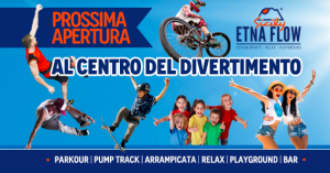 Etna Flow: la nuova frontiera del turismo dedicato agli action sport