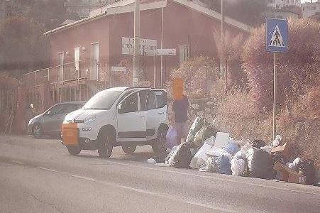 Alcamo, nel weekend 200 multe per abbandono abusivo dei rifiuti