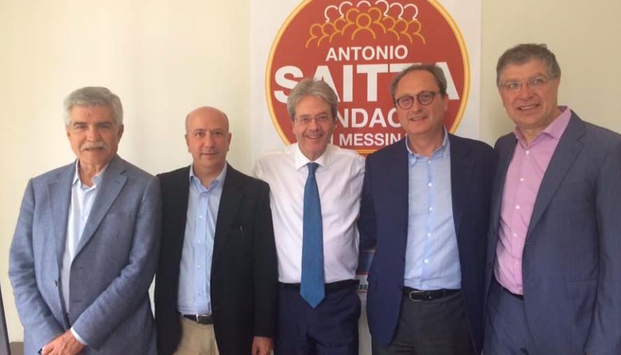 """Gentiloni: """"Sicilia scelga buoni sindaci, le città non sono social network"""""""