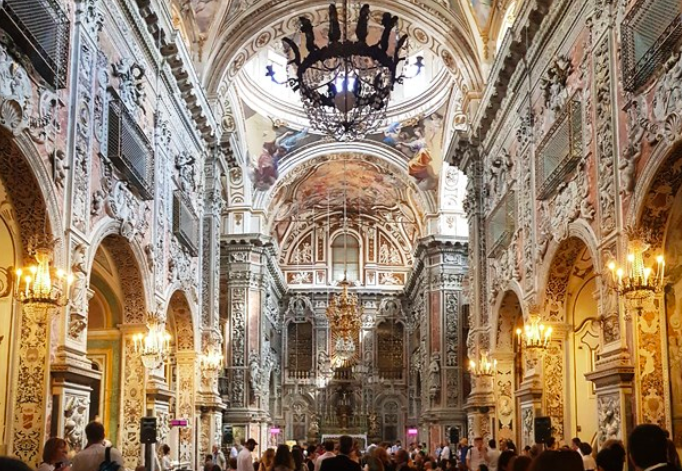Manifesta 12, apre a Palermo la biennale d'arte contemporanea itinerante