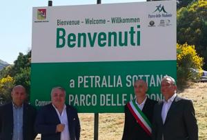 Nuova segnaletica stradale in tutti i Comuni del Parco delle Madonie