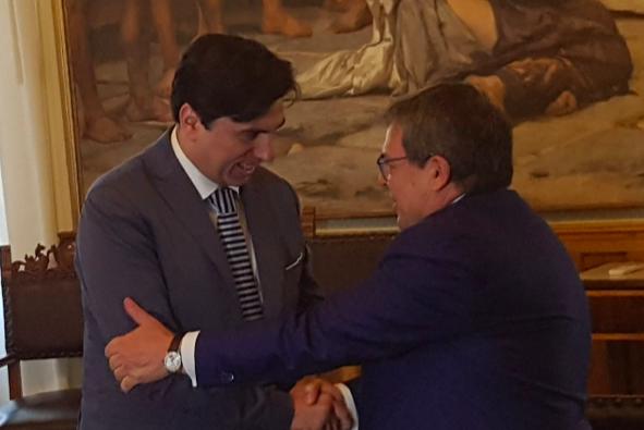 """Catania, Pogliese subentra a Bianco: """"Si apre una pagina nuova"""""""