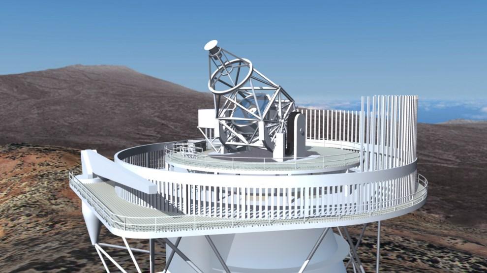 European Solar Telescope