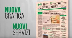 Editoria, dal 26 giugno in edicola il nuovo Quotidiano di Sicilia