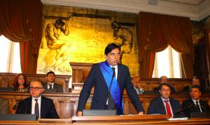 Città metropolitana di Catania, insediato il sindaco Salvo Pogliese