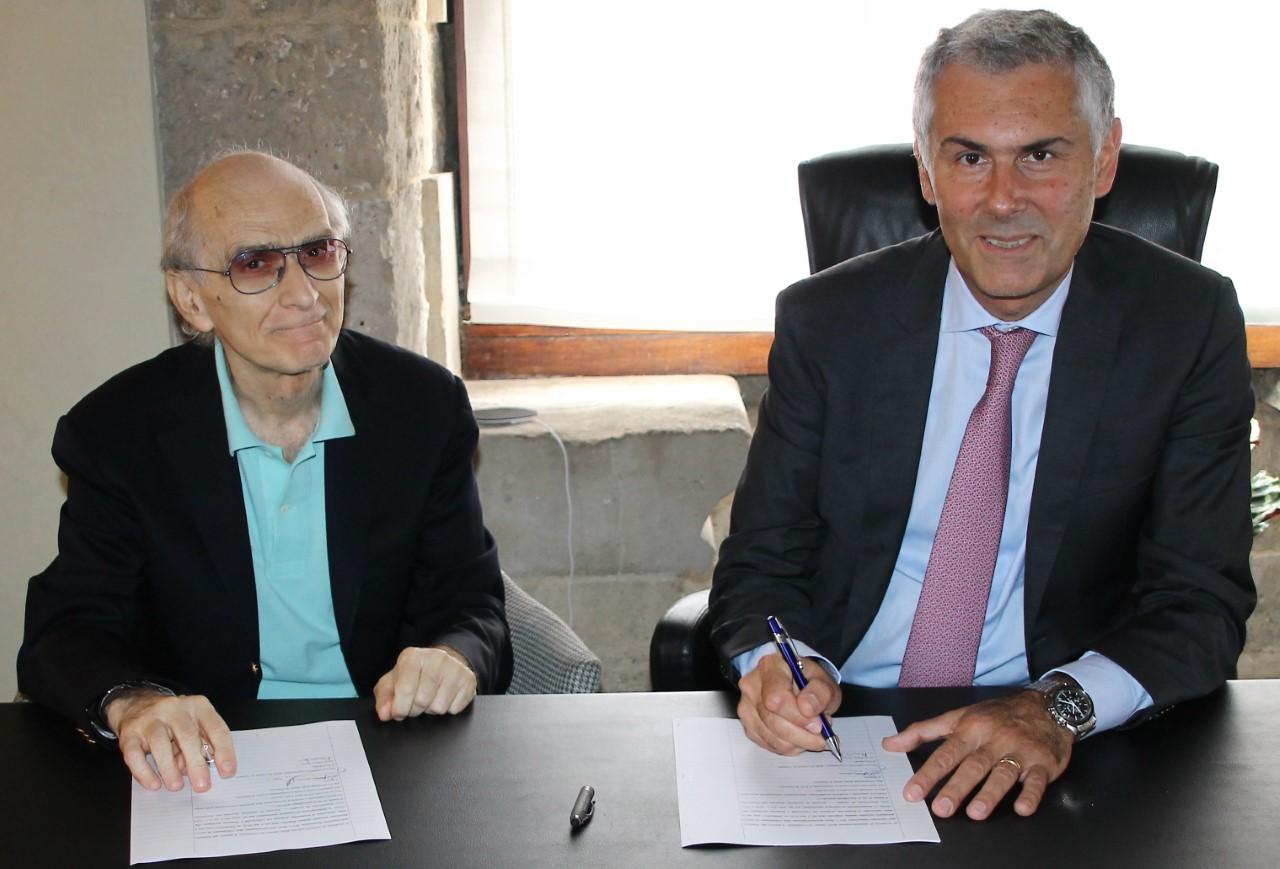 Trapani, firmata la convenzioneper lo sviluppo del Polo Universitario