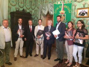 Siracusa, sindaco Italia incontra il presidente della Camera di commercio