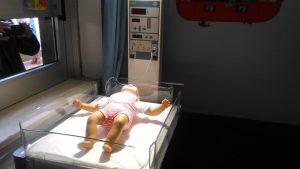Palermo, all'Ospedale Cervello attivata la Culla per la Vita