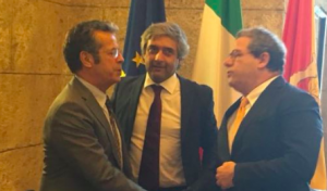 Ars, il presidente Miccichè incontra l'Unione coltivatori italiani
