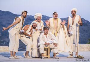 Torna il Calatafimi Segesta Festival: oltre 50 appuntamenti per le Dionisiache 2018