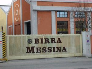 Birra Messina, in vendita lo storico stabilimento: base d'asta 15,2 milioni di euro