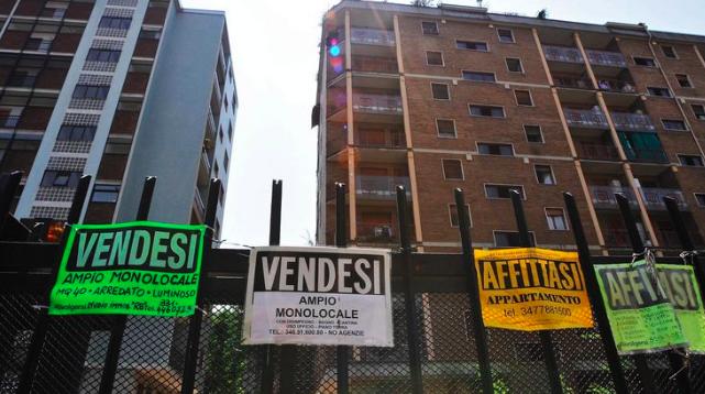 Frena il mercato delle case in Sicilia: meno 1,8% i prezzi delle vendite