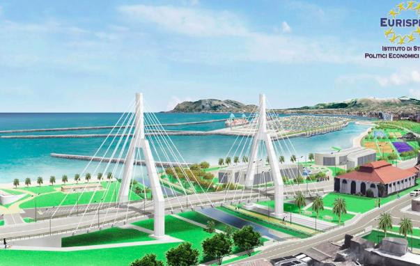 """Porto Hub di Palermo, Eurispes: """"Sarà il più grande porto dell'Europa del Sud"""""""