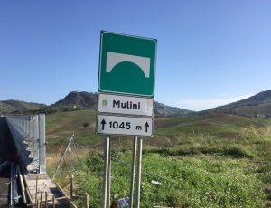 Autostrada Palermo-Catania, riaperto il viadotto Mulini