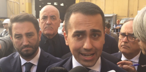 """Corleone, Di Maio: """"Stato non tratta con la mafia, Pascucci deve essere espulso"""" – VIDEO"""