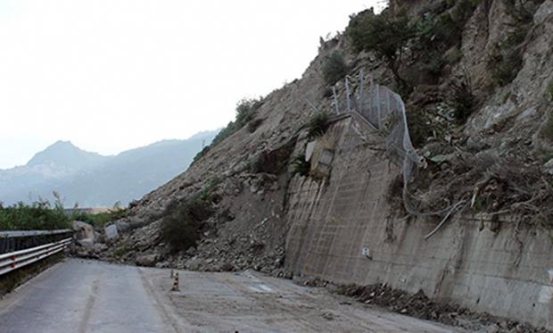 Regione stanzia 30 milioni di euro contro erosioni e frane per 12 Comuni