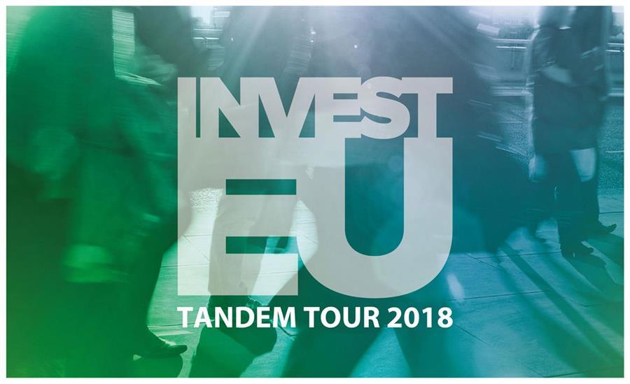 """Commissione europea e CDP: il """"Tandem Tour"""" aCatania"""