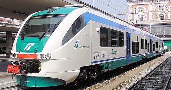 Trenitalia, dodici collegamenti in più fra Palermo e Punta Raisi